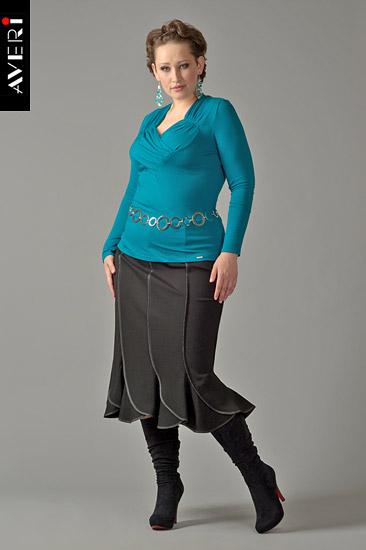 Трикотажные Блузки 52 54 Размера