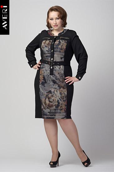 Осенняя коллекции платьев