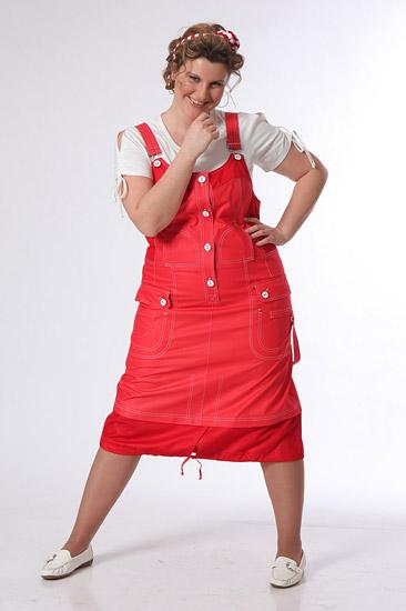 Женская одежда больших размеров из